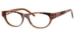 00089d135005 Ernest Hemingway Eyeglasses H4654 52-18-143 Leopard