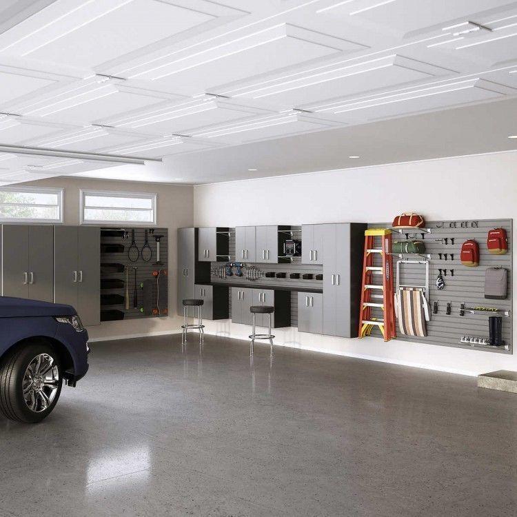 Warehouse Wall Cabinet Set Heavy Duty Workshop Car Garage