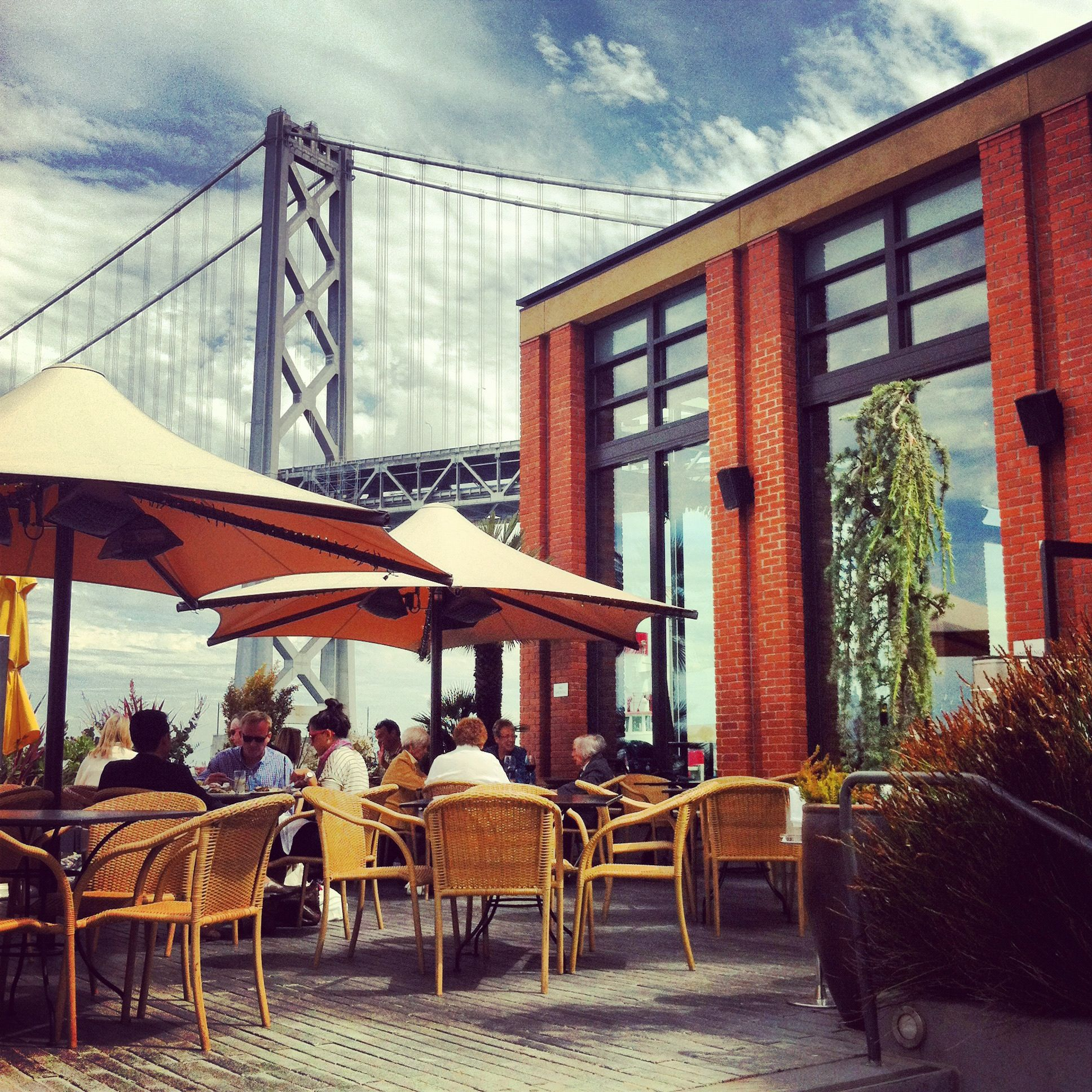 Waterbar Restaurant San Francisco CA One of