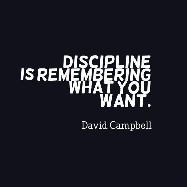 Fitness Motivational Quotes : Discipline #FitnessMotivationalQuotes  Https://quotesayings.net/fitness