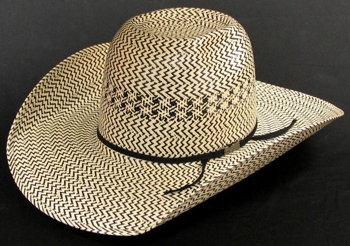 American Hat Cool Hand Luke Blacknatural Cowboy Hat Aa Callisters