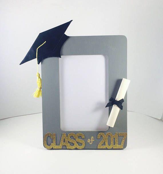 Preschool Graduation Picture Frame 4x6 Graduation Gift