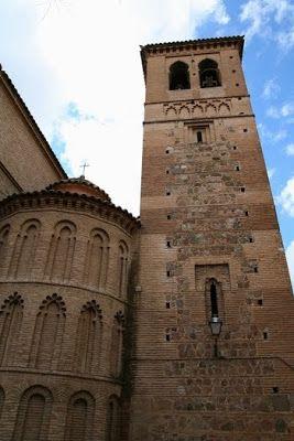 Iglesia de San Román, Toledo.