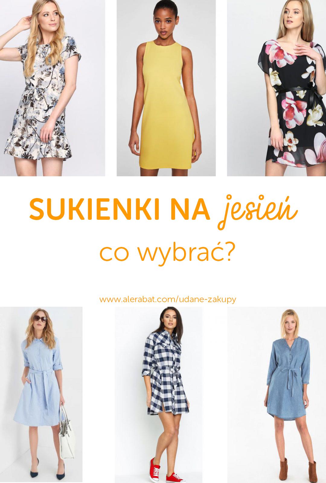 Sukienki Na Jesien Co Wybrac Udanezakupy Moda Jesien Fashion Moda Fashion Long Sleeve Dress