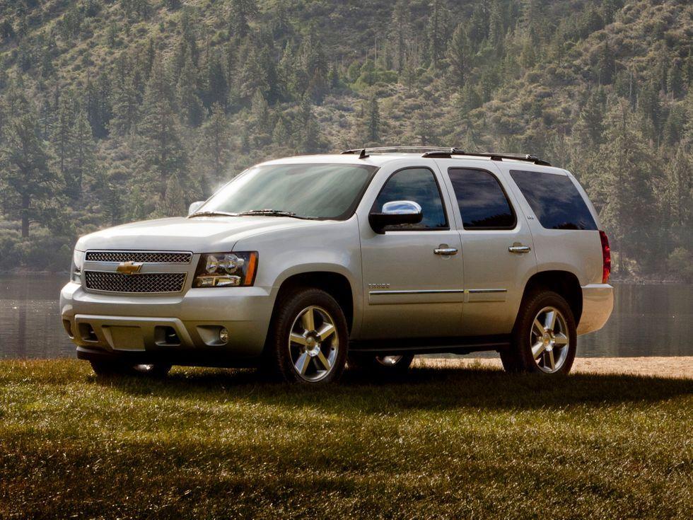 Best used SUVs under 25,000 2013 Chevrolet Tahoe Chevy