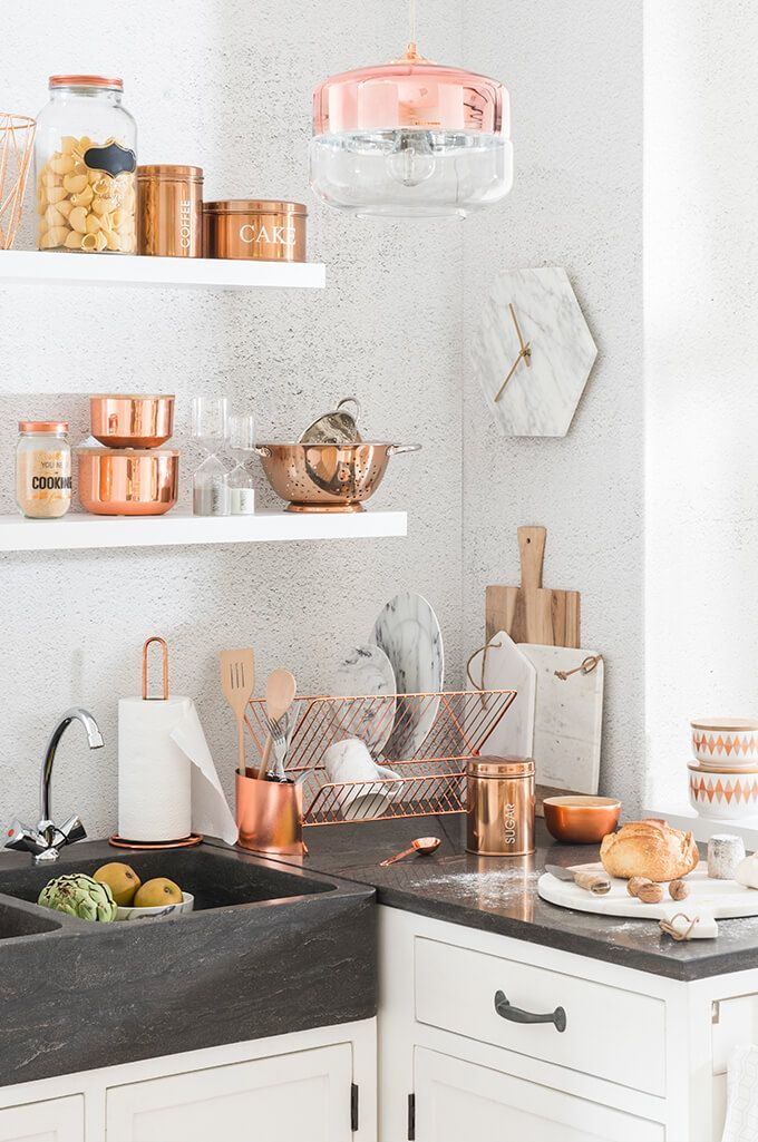 Design Inspirations Copper Madness With Images Kitchen
