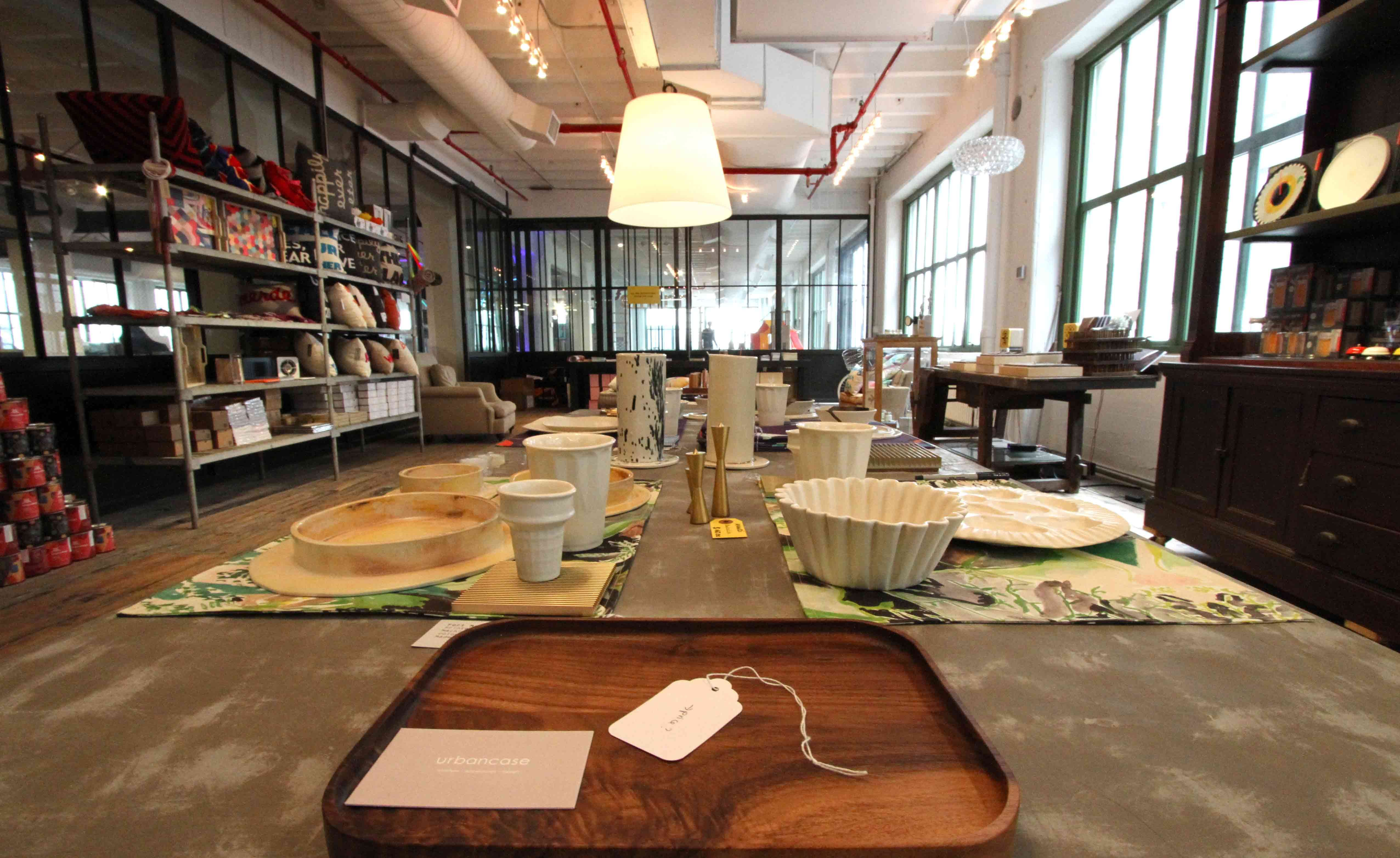 Store Credit Wanted Design Opens Its First Shop In Brooklyns Industry City Trade ShowWallpaper