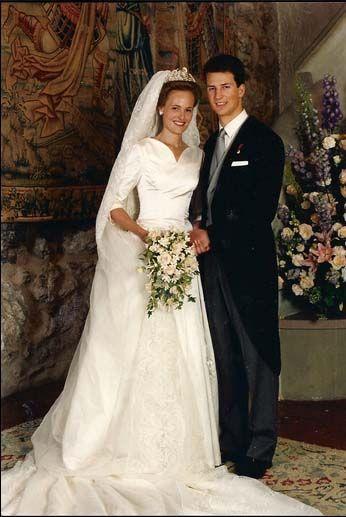 d1a7d9b12aef Liechtenstein - 1993 Prince Alois   Duchess Sophie in Bavaria ...