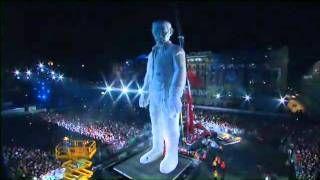 Preparativos Desfile Bicentenario y Entrada al Zocalo 9-12 - YouTube