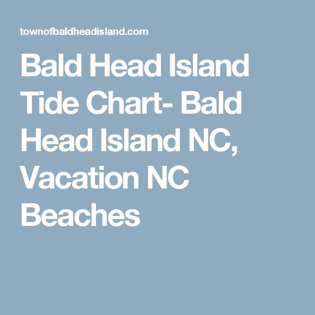 Bald Head Island Tide Chart Bald Head Island Nc Vacation Nc