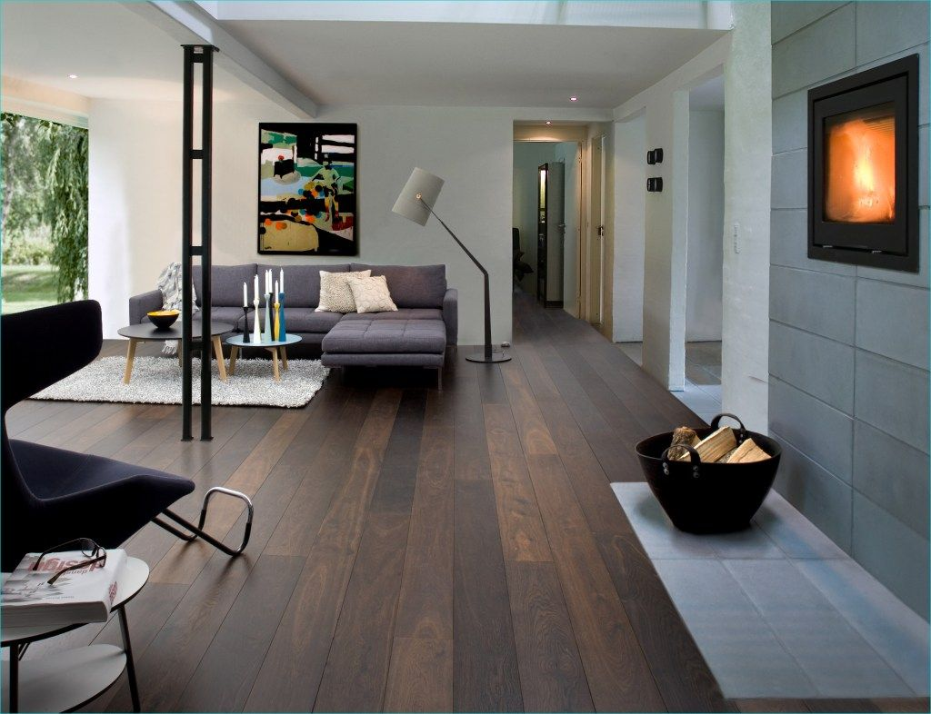 8 Awesome Modern Living Room with Wood Floors Ideas - Beauty Room