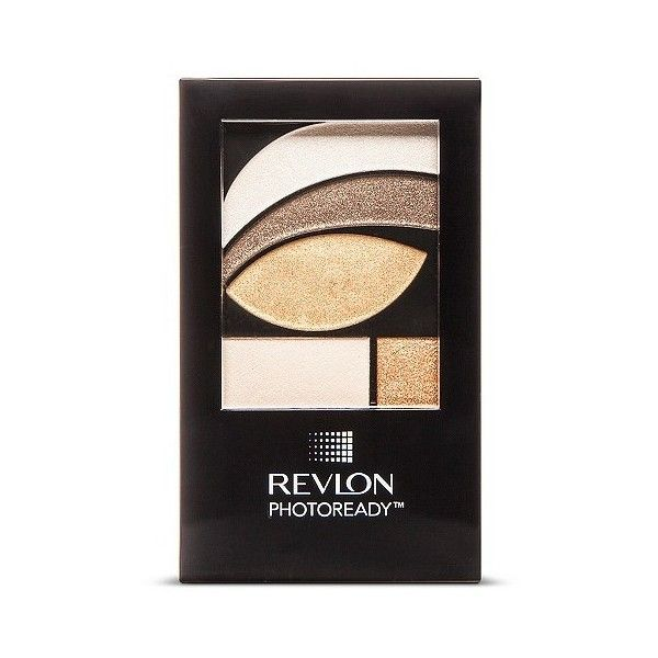 Revlon PhotoReady Shadow + Primer  Rustic- .1oz, Gold (29.915 COP) ❤ liked on Polyvore featuring beauty products, makeup, face makeup, makeup primer, gold, revlon face makeup and revlon