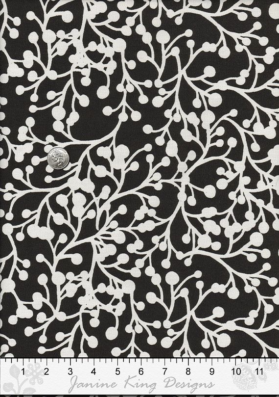 Indoor Outdoor Upholstery Fabric By The Yard Black White