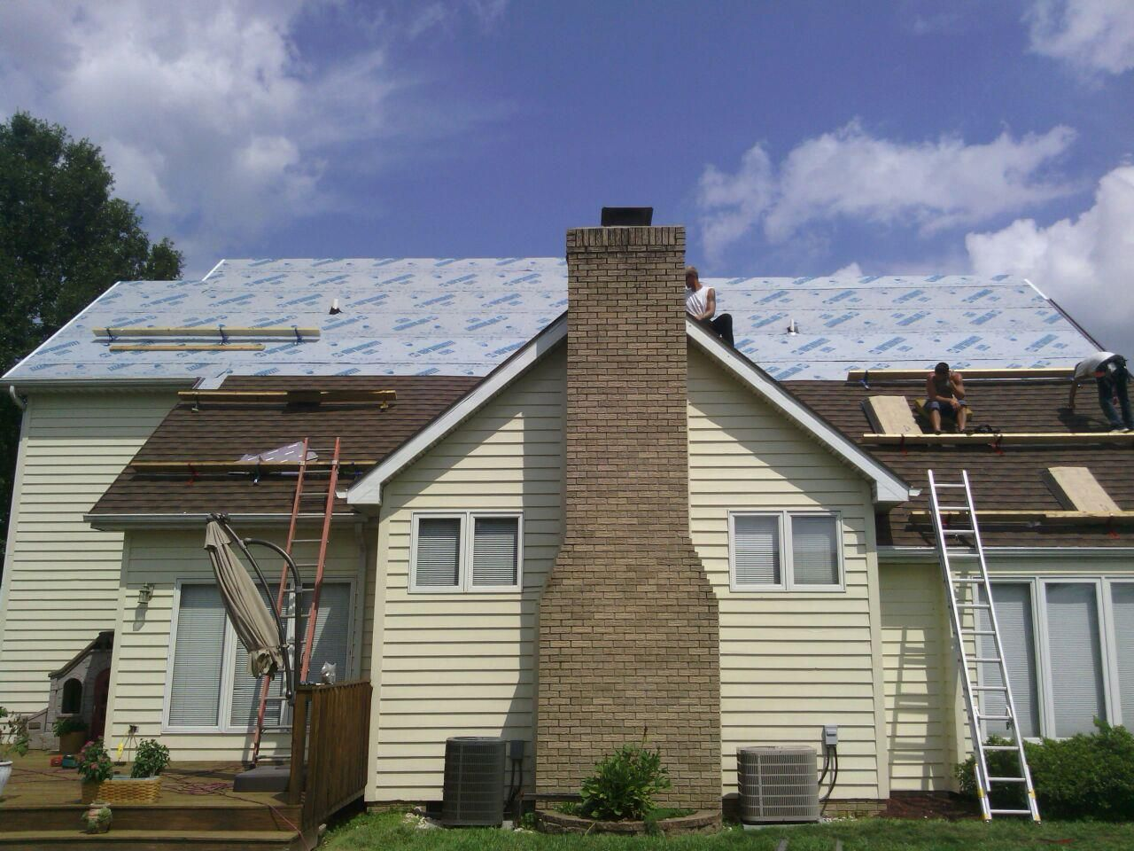 Pin By Fahey Roofing Contracting On Decra Metal Roofing Metal Shingle Roof Metal Shingles Metal Roof