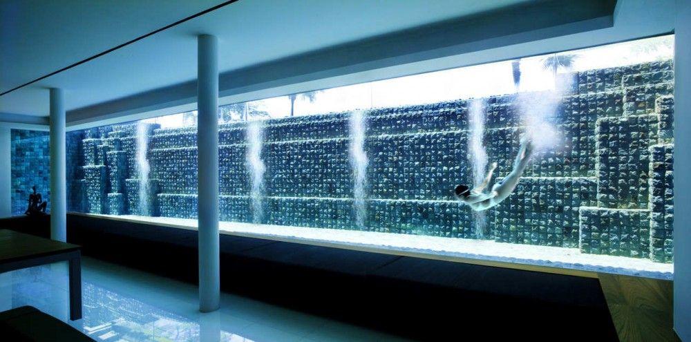 basement pool glass. Beautiful Basement Sky Garden House  Guz Architects For Basement Pool Glass