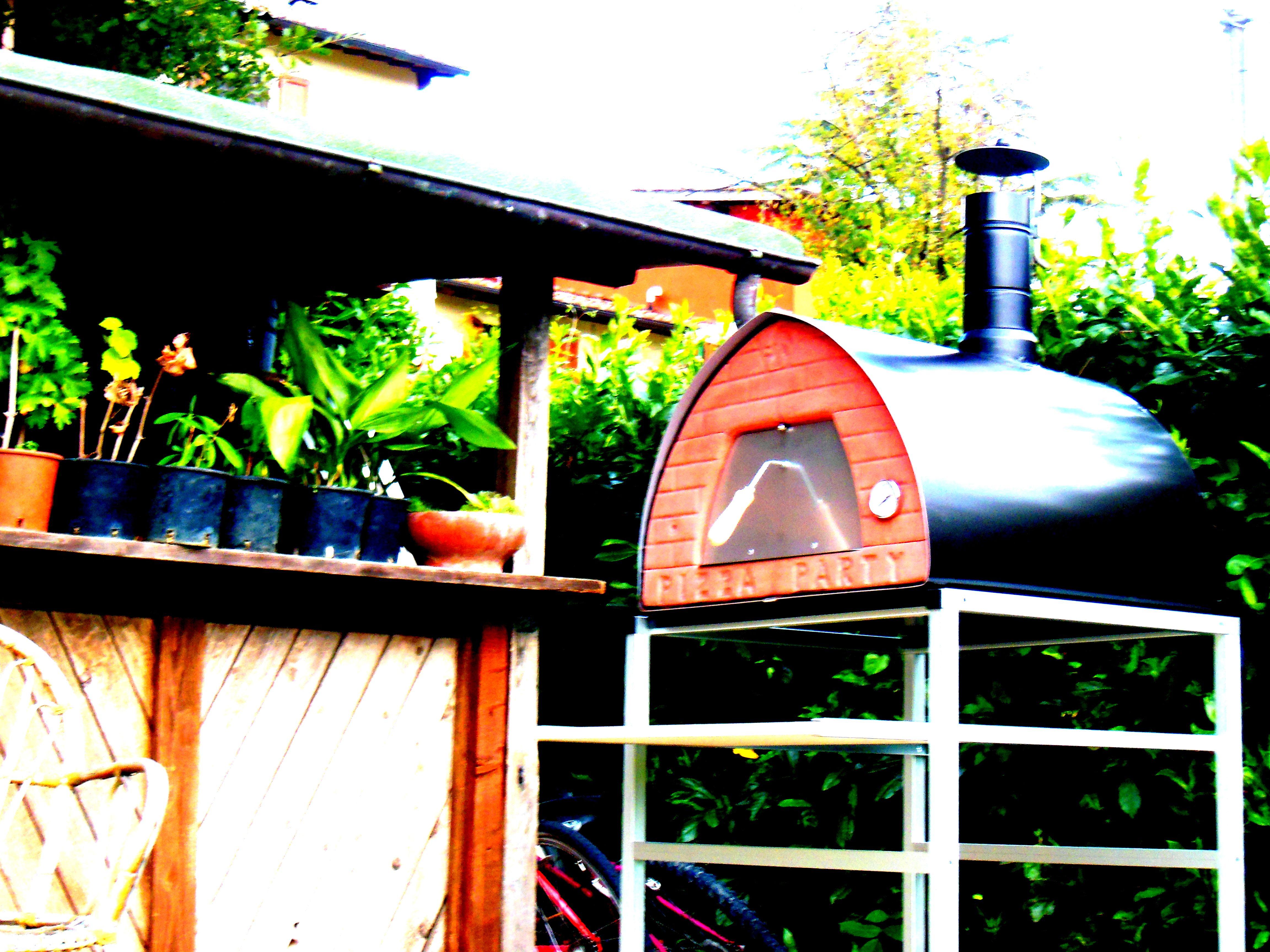 Vuoi un forno a legna per giardino vuoi un forno a legna - Forno per giardino ...