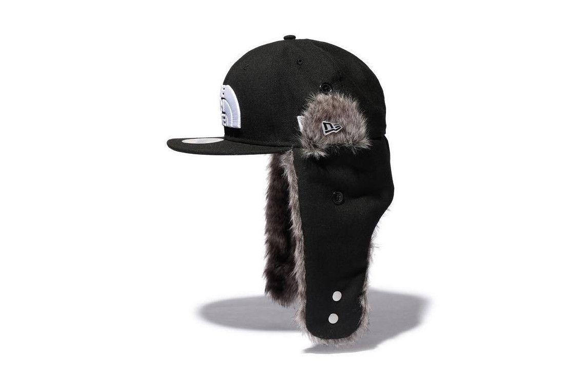 e21e06eff593e the north face japan new era hat cap collaboration trucker trapper fur 59  50 october 12 2018 release date drop info buy sell fall winter