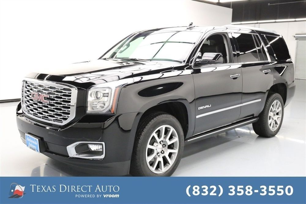 For Sale 2018 Gmc Yukon Denali Texas Direct Auto 2018 Denali Used