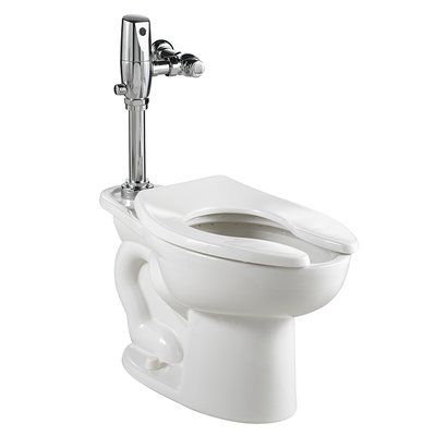 American Standard Madera System 1 1 Gpf Elongated One Piece Toilet