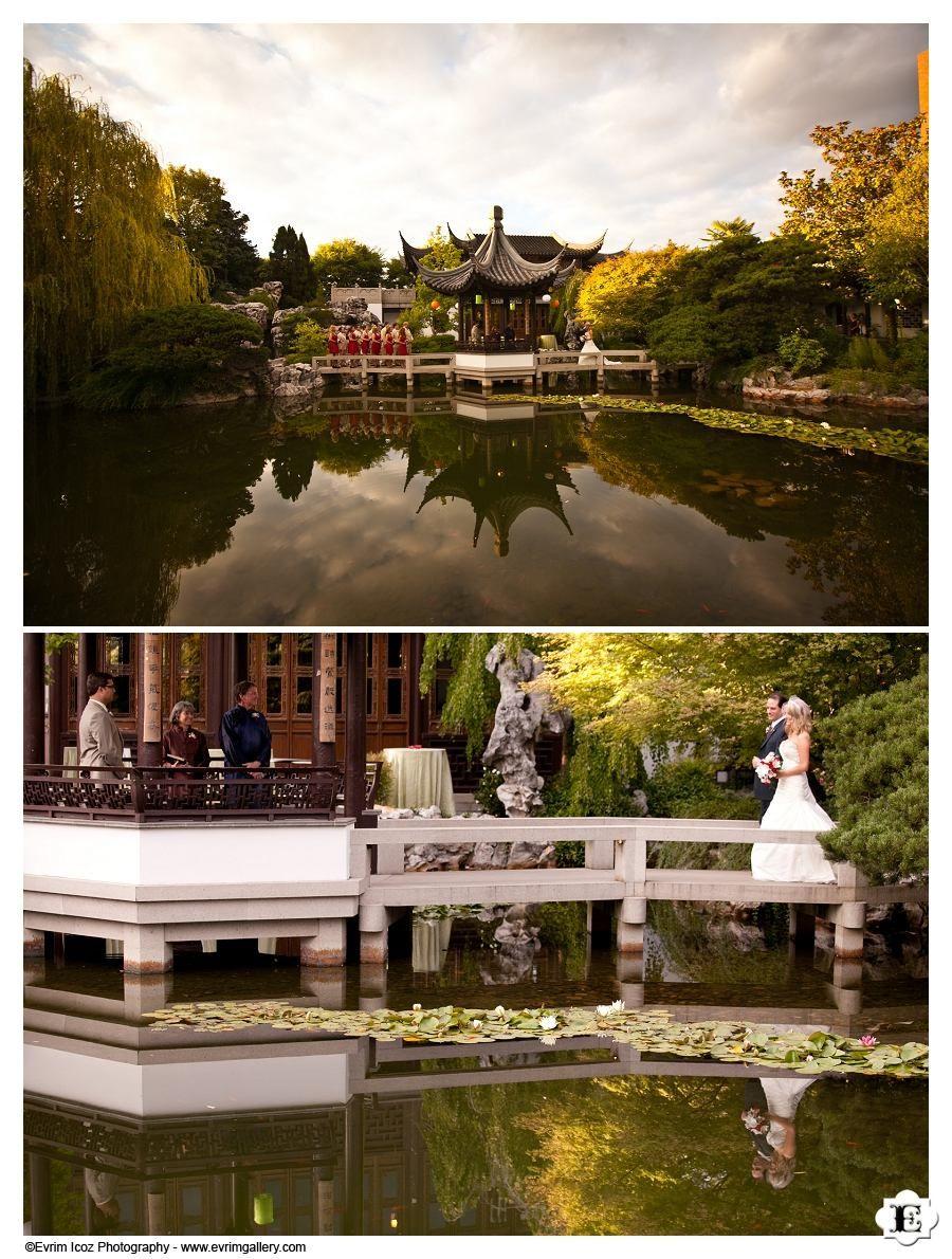 Lan Su Classical Chinese Gardens wedding venue, Portland, Oregon ...