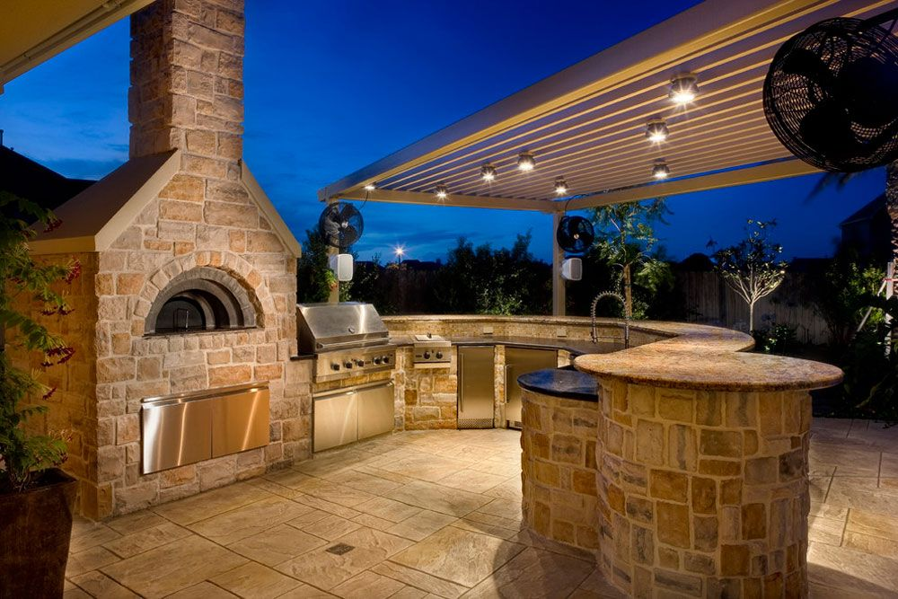Designing The Best Outdoor Kitchen And Backyard Kitchen  Backyard Endearing Best Outdoor Kitchen Designs Decorating Design
