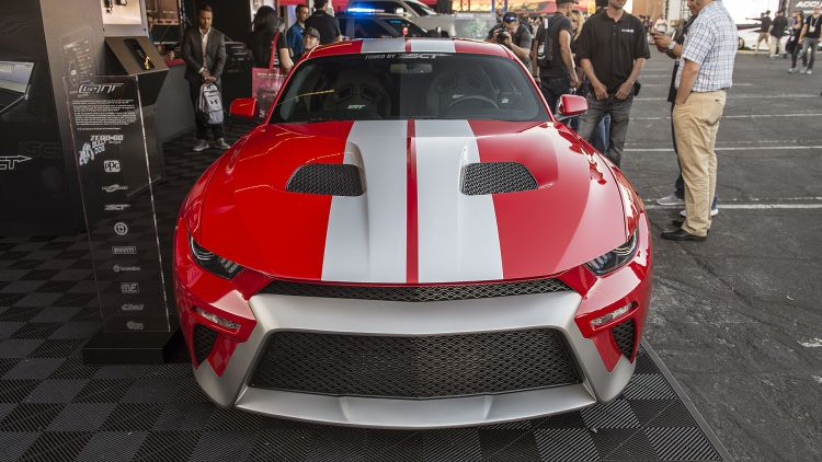 Ford Is Considering Legal Actions Against Zero To  Design Over Its Gt Inspired Mustang Gtt Mustangs Pinterest Mustang And Ford