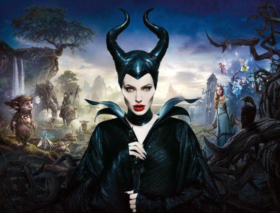 Imagen de la película 'Maléfica', protagonizada por Angelina Jolie.