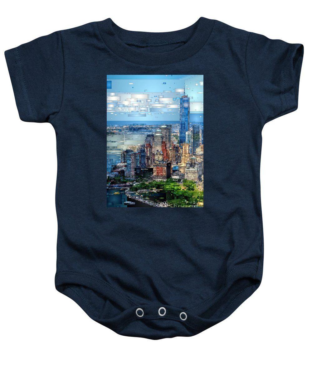 Baby Onesie - Chicago. Illinois