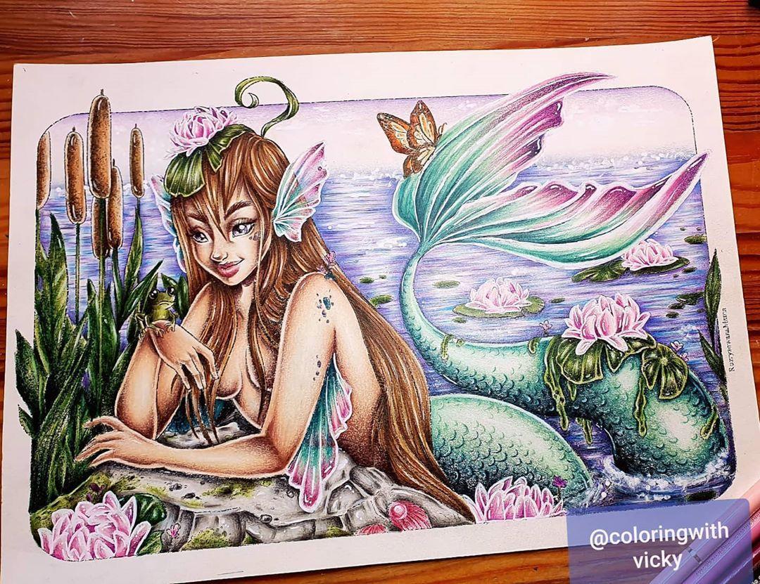 Karenzkardz Stampsbyme Gefallt Anniep65 Und 6 Weitere Personen Karenzkardz Morningx Mehr Kraftykgb Stunning Vor 1 Stunde Posten In 2020 Mermaid Art Art Merfolk