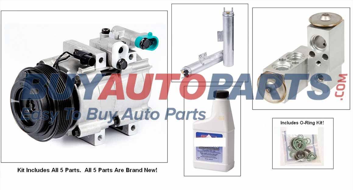 Complete AC Kits Ac compressor