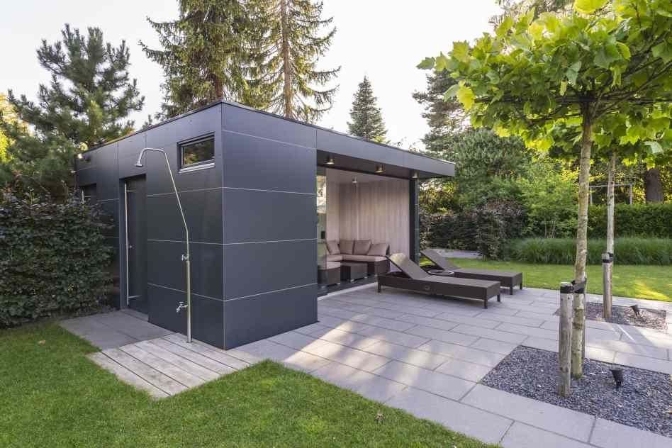 Sehenswert Gardomo Garten Design Inspiration Design Gartenhaus Saunahaus Garten Garten Design