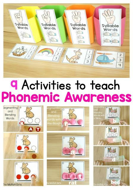 What Is Phonemic Awareness And Why Teach It The Moffatt Girls