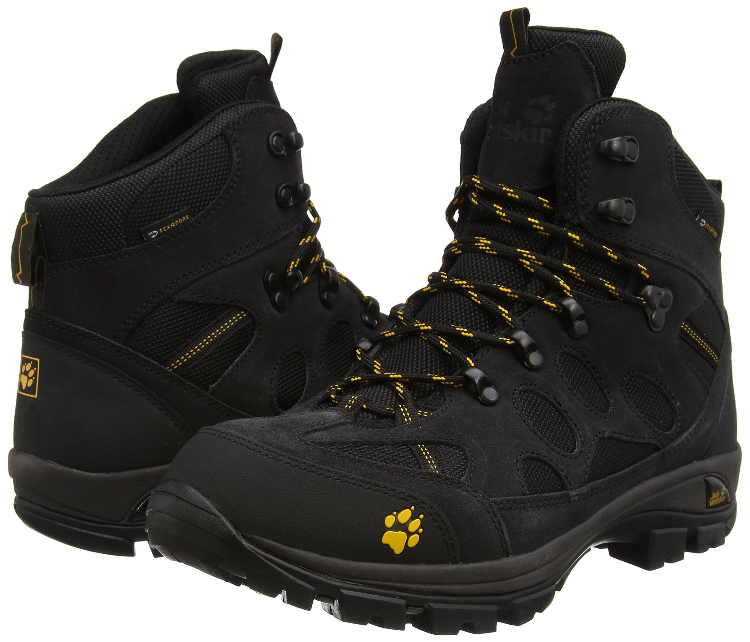 e3a2cad61f3 Jack Wolfskin Mens All Terrain 7 Texapore Mid M Boot Phantom 12.5 D US **  Visit the image link more details. (This is an affiliate link)