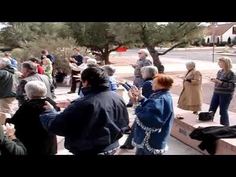 "John Philip Newell Body Prayer ""Young Girls Mantra of Joy"""