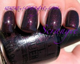 ✅ OPI: Burlesque Collection for Winter/Holiday 2010 - Tease-y Does It (HG!)