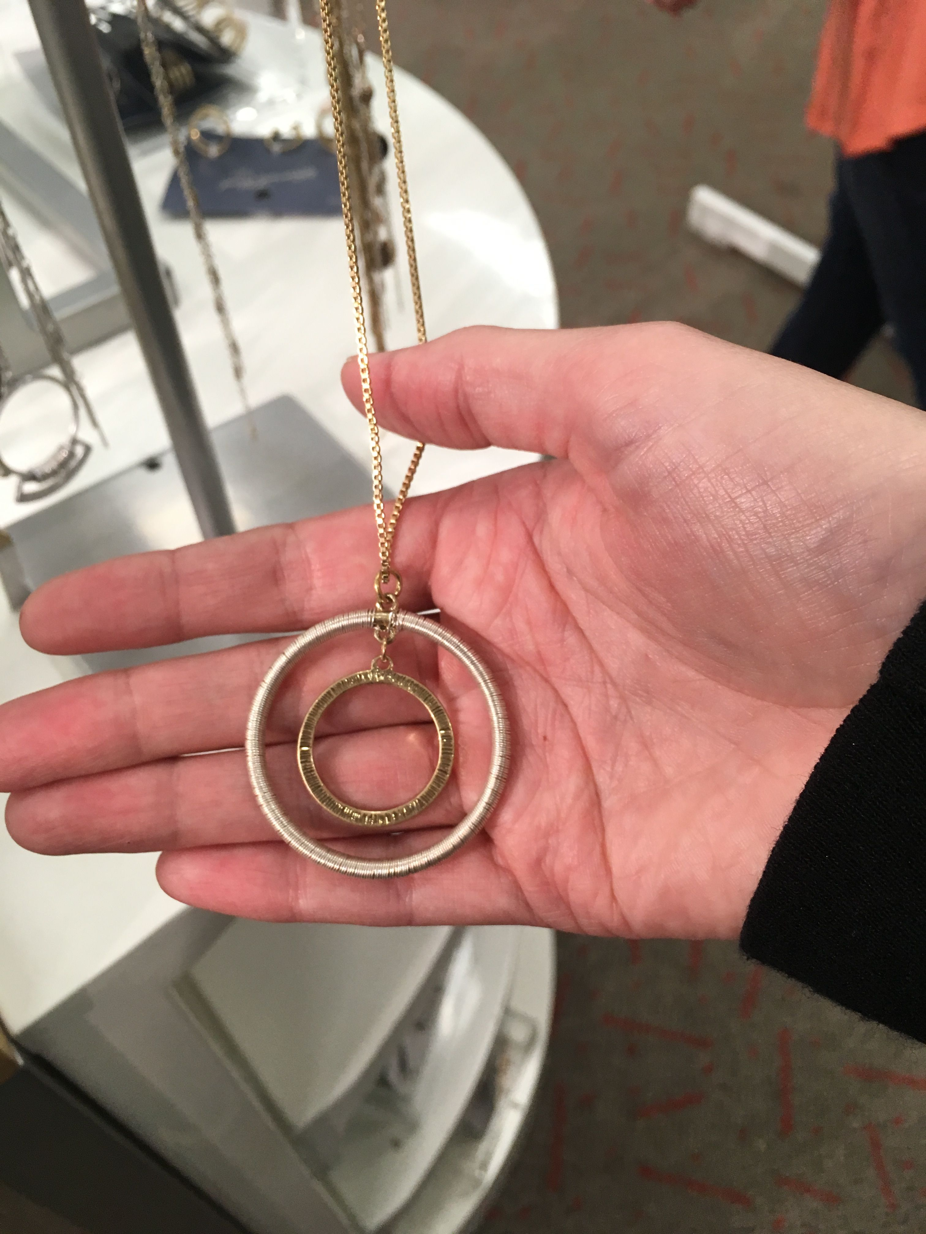53053f5ae9d71 Target | 2018 Christmas List | Hoop earrings, Washer necklace, Jewelry