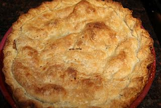Old Fashioned Apple Pie, just like Grandma used to make....If you were lucky