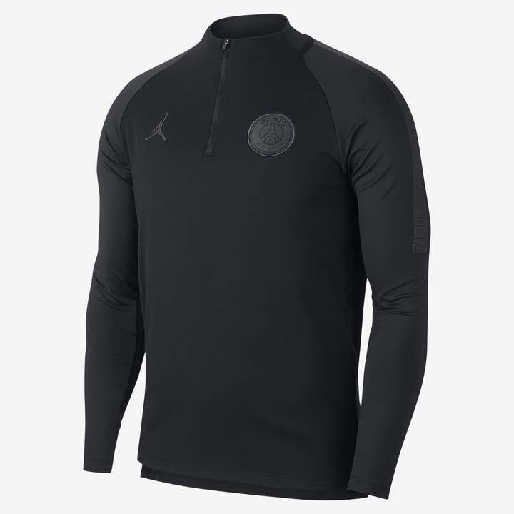 f8d1440c1d5b05 Nike Paris Saint-Germain Squad Men s Long Sleeve Soccer Top ...