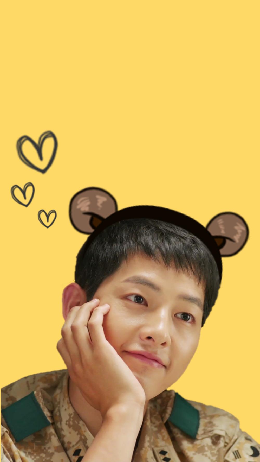 Jin iphone wallpaper tumblr -  Wallpaper Descendant Of The Sun Tumblr
