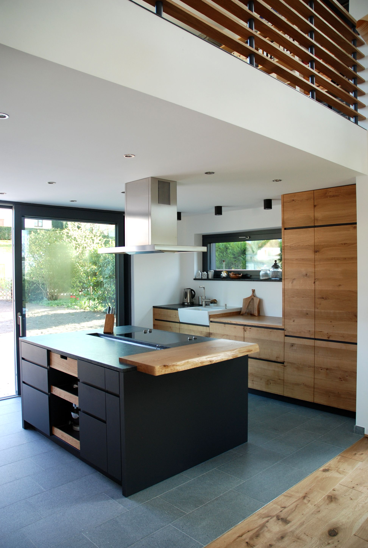 Home küche innenarchitektur bilder meister eckhard küchen linoleumeiche  interior design kitchen