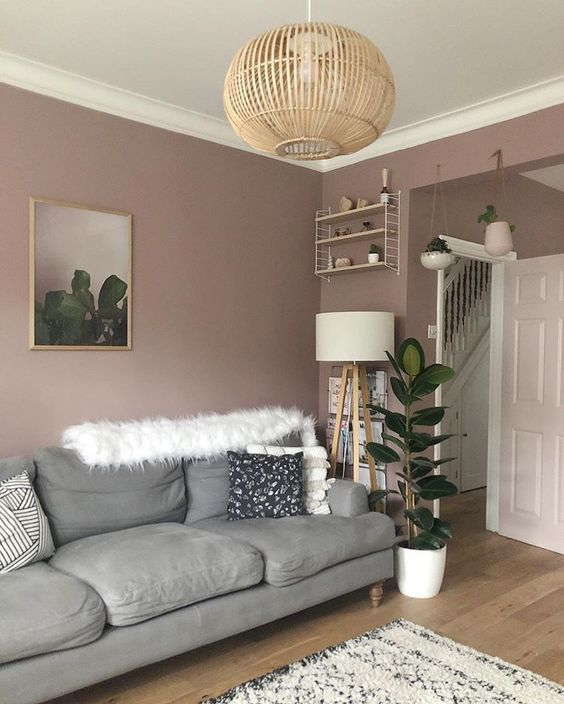 Photo of Undoubtedly Elegant Pink Living Room Ideas That Will Stun You | DecorTrendy –  U…