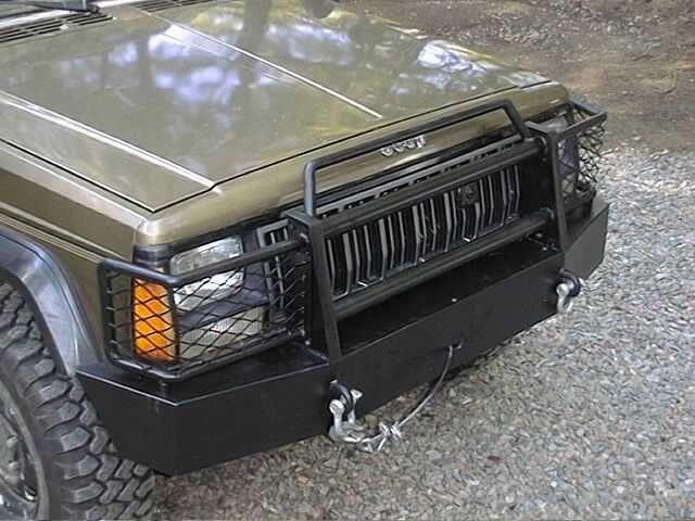 Custom Home Made Front Bumper Custom Truck Beds Custom Homes Land Rover Defender Interior