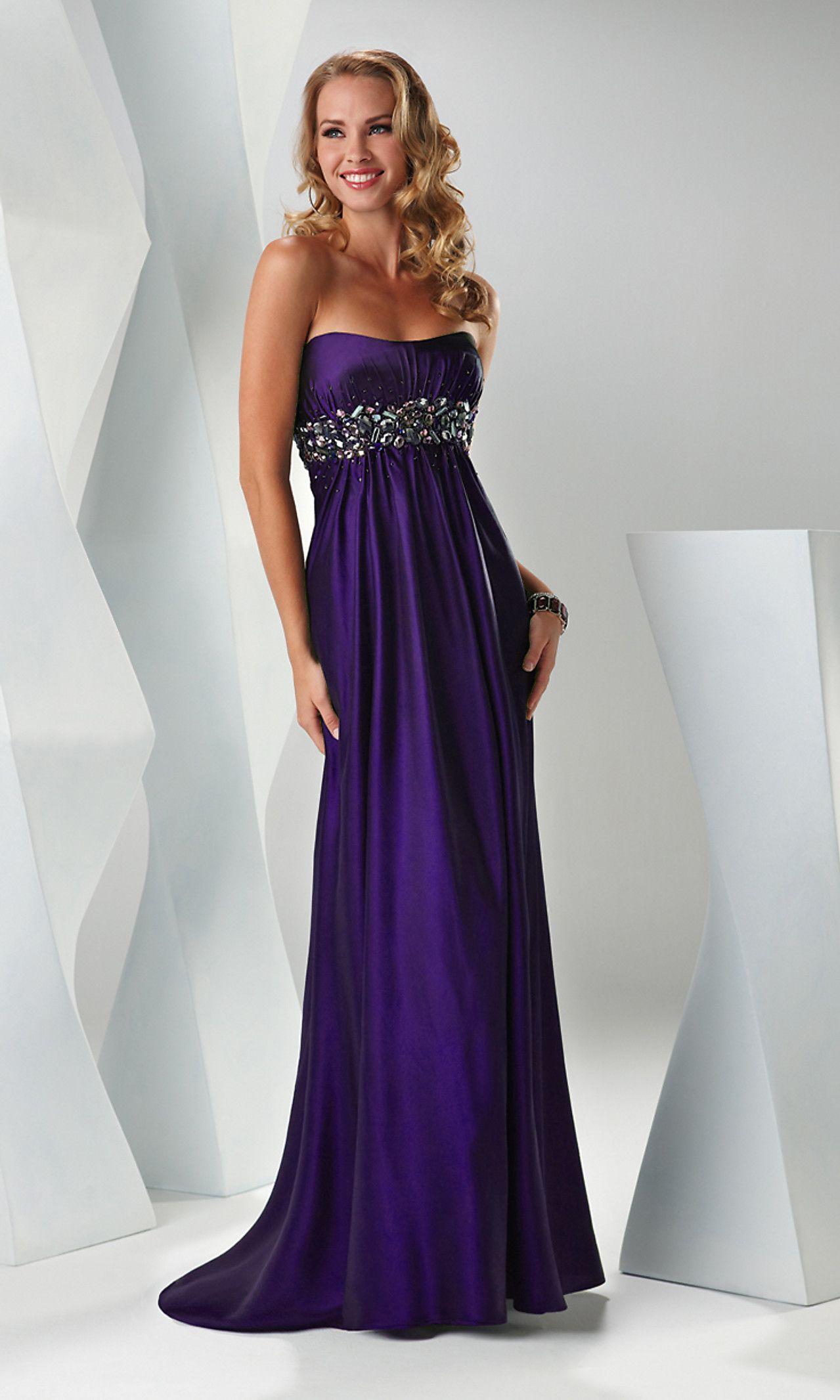 Purple formal avengers story pinterest long prom dresses