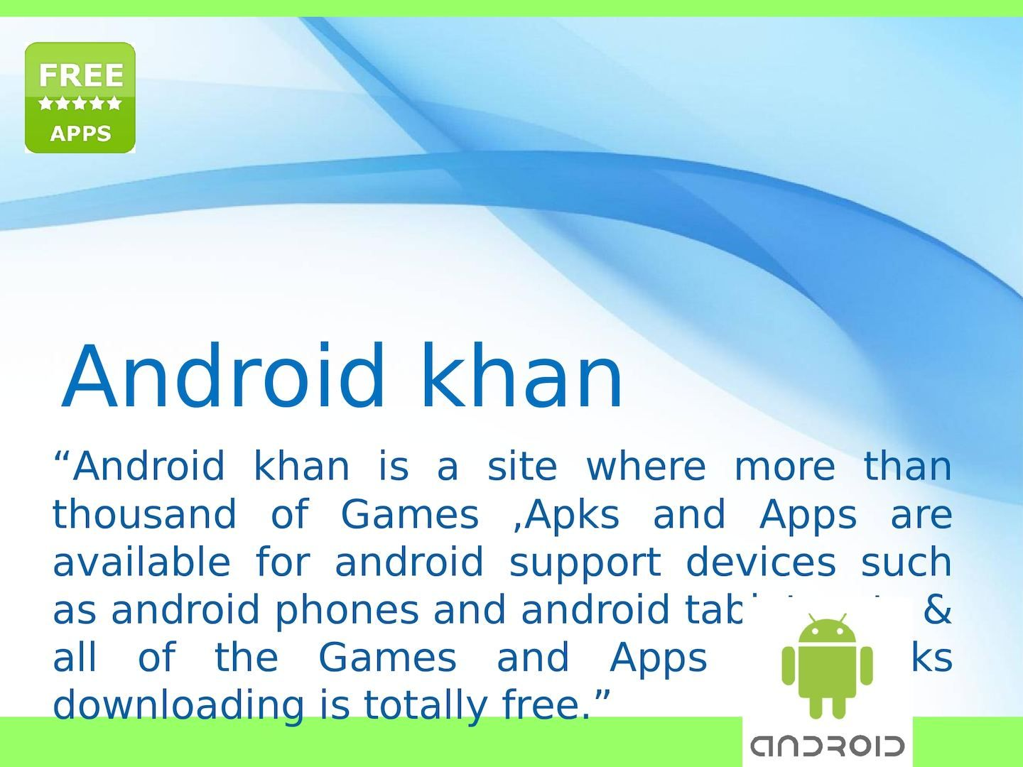 best website to download free android apps