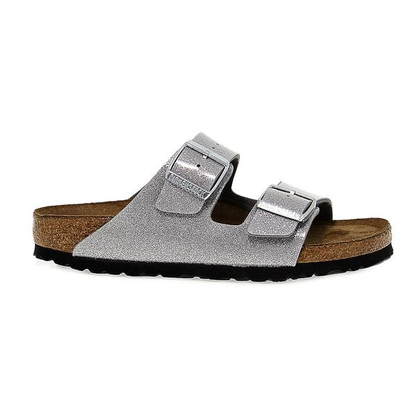 c08d5cf7fdf2 Birkenstock Flat Sandals ( 94) ❤ liked on Polyvore featuring shoes ...