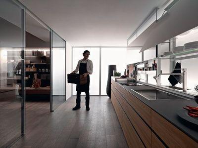 Aménagement d\'une cuisine en longueur: tout ce qu\'il faut savoir ...
