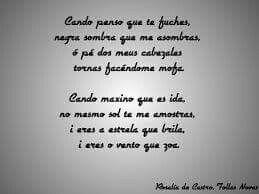 Poema De Rosalia De Castro Poemas