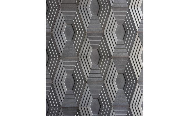Kaza Vortex tile in Total Eclipse by Walker Zanger