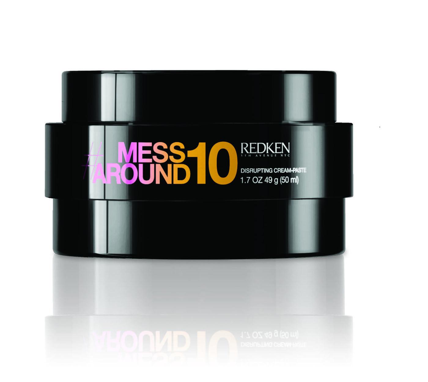 Redken Flex Mess Around 10 Disrupting Cream Paste 50ml