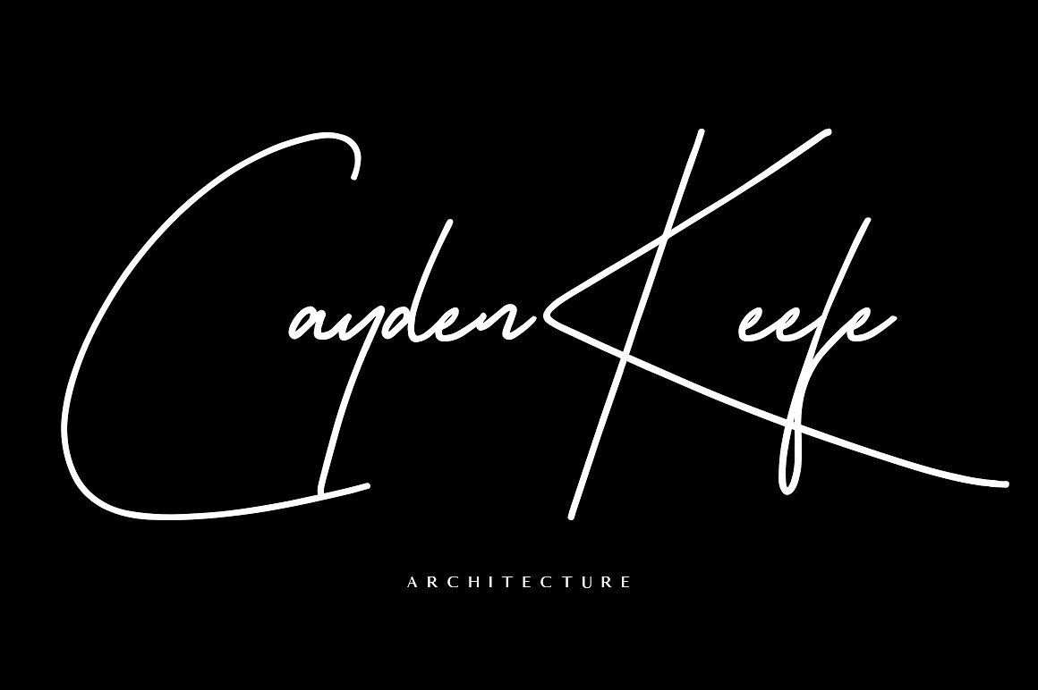 Rottles Signature Font #header#clothing#branding#website